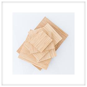 Blank Bamboo Panel