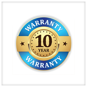 Still Creations 10 Year Warranty